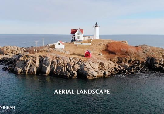 Aerial Lanscape